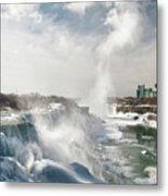 Niagara Falls 4601 Metal Print