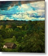 Nice Weather For Trolls In The Shire Today Metal Print
