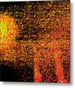 Night As A Many Splendored Thing Metal Print