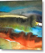 Nightfall 13 Metal Print