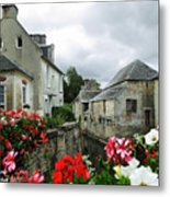 Normandy Arrival Metal Print