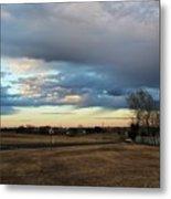 North Texas Landscape Metal Print