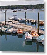Northeast Harbor Maine Metal Print