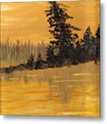Northern Ontario Three Metal Print