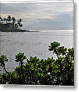 Northwest Maui Bay Metal Print