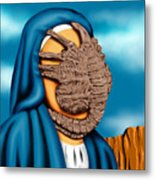 Not So Immaculate Conception Metal Print