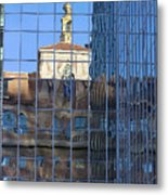 Old And New Patterns Metal Print