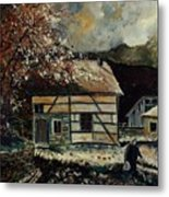 Old Ardennes 56 Metal Print