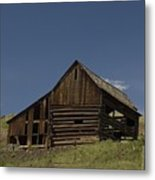 Old Barn 2 Metal Print