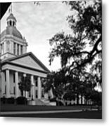 Old Florida State Capitol Building Metal Print