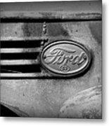 Old Ford 85 Metal Print