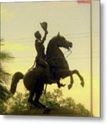 Old Hickory Metal Print