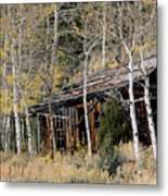 Old Homestead Metal Print