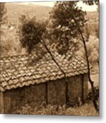 Old House Metal Print