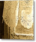 Old Lace Metal Print
