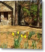 Old Mill At Berry College Metal Print