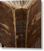 Old Shakespeare Book Metal Print by Garry Gay