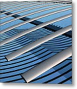 On The Verge Metal Print