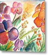 Orchid No. 12 Metal Print