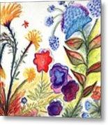 Orchid No. 23 Metal Print