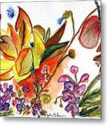Orchid No. 30 Metal Print
