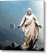 Our Savior And Our Creator Metal Print