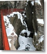 Ouray Catwalk Metal Print