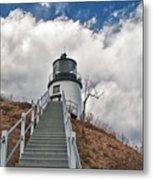 Owl's Head Lighthouse 4764 Metal Print