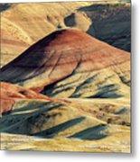 Painted Hills, Oregon Metal Print