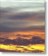 Painted Sky Two Metal Print