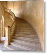 Palace Staircase Metal Print
