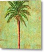 Palm Tree Studio 3 Metal Print