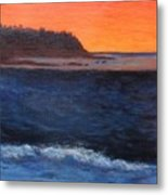 Palos Verdes Sunset Metal Print