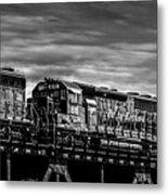 Pan Am Railways 618 616 609 Metal Print by Bob Orsillo