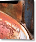 Panel From Ole Bill Metal Print