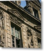 Paris - Architecture 2 Metal Print