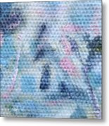 Pastel Promontory Metal Print