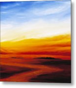 Path To Redemption Metal Print