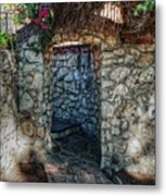 Pathways Metal Print