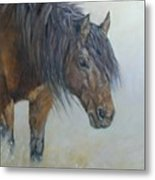 Patriarch Of The Plains Metal Print