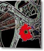 Pause To Contemplate 1 Metal Print by Will Borden