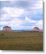 Pawnee Butte Colorado Metal Print