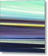 Peace Is Colorful - Panoramic 2 Metal Print