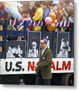 Peace March 1967 Metal Print