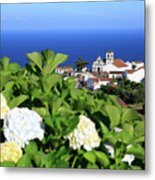 Pedreira Do Nordeste Metal Print by Gaspar Avila