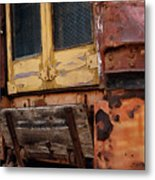 Perris Trolley Metal Print