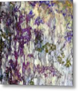 Petals In A Rainstorm Metal Print