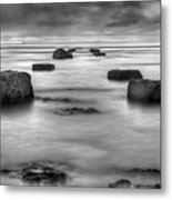Phantom Pier Metal Print