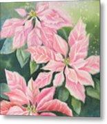 Pink Delight Metal Print by Deborah Ronglien