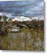 Pisuerga River Metal Print